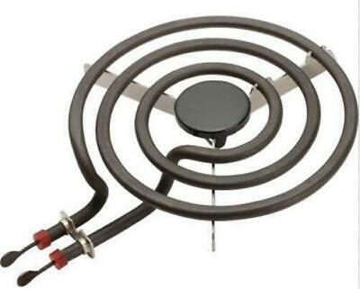 """Electric Range Stove Burner Surface Element Replacement 6"""" 3 turn"""