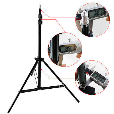 Pro 210cm Photo Studio Heavy Duty Light Stand Tripod For Umbrella Flash Lighting