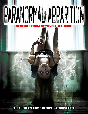 Paranormal Apparition: Revenge from Beyond the Grave - A NEW LEVEL HORROR DVD!