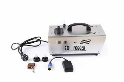 New Fog Machine 950W Fogger Fog Smoke Machine Party DJ Disco With Remote