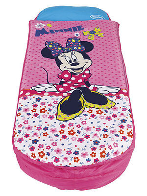 Cama/Cuna Hinchable Transportable Disney Minnie Mousse