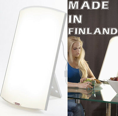 Innosol Mesa Mega SAD Light 10,000 LUX Therapy MODERN LightBox Lamp with Dimmer