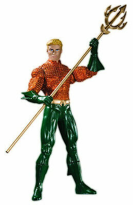 Dc Direct Brightest Day Series 1 Aquaman 6 3/4 Inch Action Figure