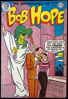 Adventures Of Bob Hope #25 Feb.-Mar 1954 Vg