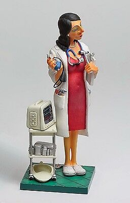 "GUILLERMO FORCHINO - Professionals - ""Madam Doctor - Médecin - small""  FO84006"
