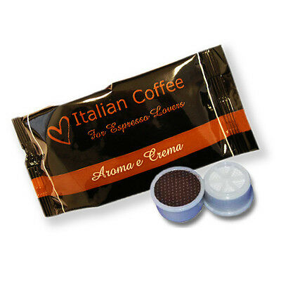 Italian Coffee Espresso Point Aroma & Crema  Capsules - 100 per box