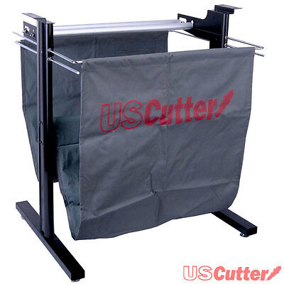 24in Vinyl Cutter Stand w/ Material Basket for Creation PCut/Laserpoint