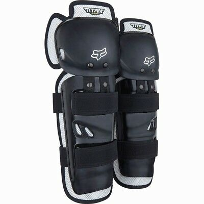 Fox MX Gear Cheap Adult Titan Sport Motocross Dirt Bike Enduro Moto Knee Guards