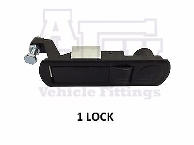 1 X Compression Latch / Lever Lock for Horsebox Trailers Locker Doors Tack Box