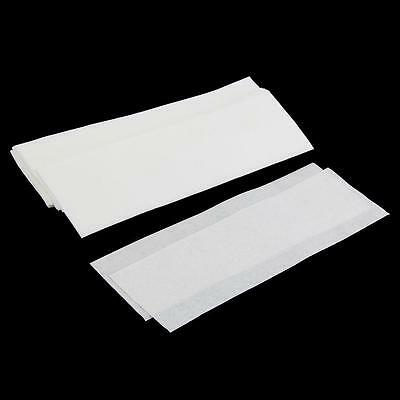 100pcs Hair Removal Remove Depilatory Wax Strip Nonwoven Epilator Paper Waxing
