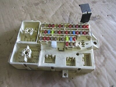 jaguar s type r cabin fuse relay box rt a ac jaguar s type 2 7 fuse box fusebox 4r8t 14a067 ab 6r8t 14a067