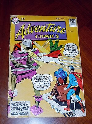 ADVENTURE COMICS #272 (1959) VG (4.0) cond KRYPTO STORY  Nice Gloss!!!