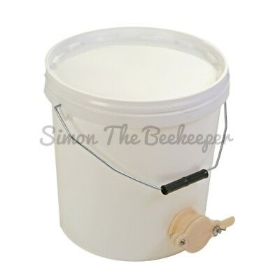 Beekeepers 25 Litre HONEY SETTLING TANK with valve