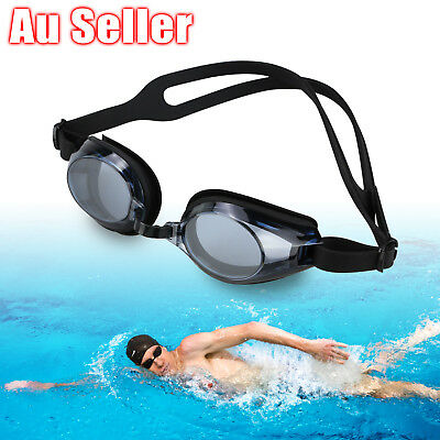 New Anti-fog UV Swimming Protect Goggles Glasses + 2 Ear Plug