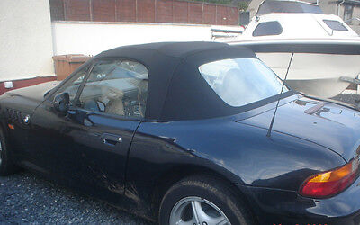 BMW Z3 Black Mohair Hood / Soft Top / Roof £800 Fitted. MOBILE. We come to you