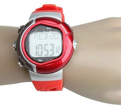 New Calorie Counter Pulse Heart Rate Monitor Fitness Health Gym Sport Stop Watch