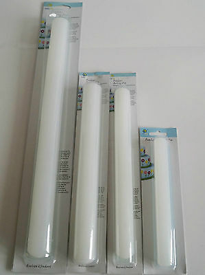 QUALITY Non Stick Acrylic Rolling Pins 4 Sizes Available, Sugarcraft, Clay Work