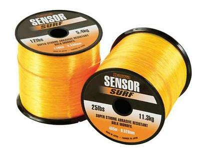Daiwa Sensor Bulk Spool Surf Orange Monofil Line All Sizes Sea Fishing