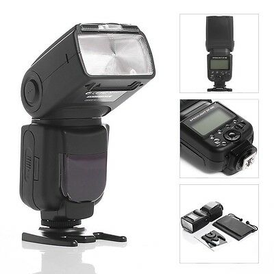 Flash Speedlite For Canon 600EX-RT 580EX II 430EX II 420EX TTL Nikon D5300 D7200