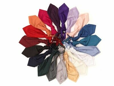 Rouche Ties  All Colours Ready Tied  Clearance Price 4 Victorian & Wing Collars