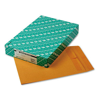 Quality Park 43767 Redi-Seal Catalog Envelope, 10 x 13, Brown Kraft, 100/Bx