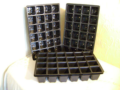 40 X 24 Cell Full Size Seed Tray Inserts  Ex Value
