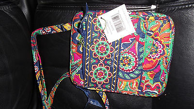 Vera Bradley MINI HIPSTER In VENETIAN PAISLEY  New With Tag NWT