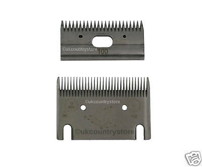 A102 Medium Horse Clipper Blades Liscop - Liveryman - Red Rocket