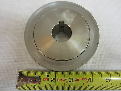 "30L100 Stainless Steel Timing Pulley 1"" Belt 1"" Bore (Shaft)"