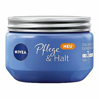 NIVEA Hair Styling Cream Gel - Ideal For Perfect Hairstyle - 150 ml / 5.07 fl oz