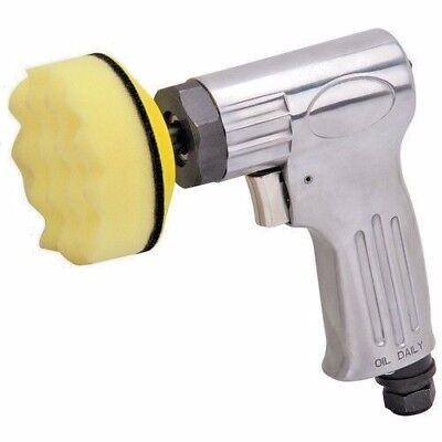 Brand New Compact and lightweight 3 In. Pneumatic Polisher Kit