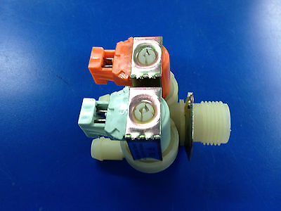 Brand New Wascomat Washer 2-Way Water Valve 220V. # 823554  ~Free Shipping~