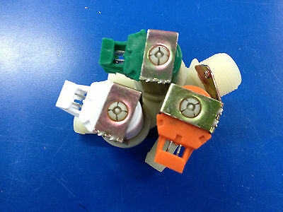 Brand New Wascomat Washer 3-Way Water Valve 220V. # 823653  ~Free Shipping~