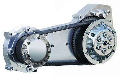 """Ultima 2"""" Belt Drive Primary  Harley Softail Fxst Fat Boy Heritage Indian Chief"""