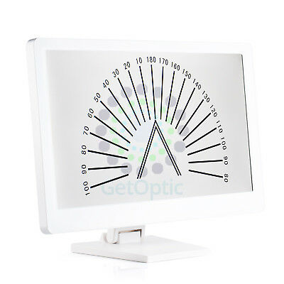 """23"""" LCD Acuity Chart System Projector Vision Chart Upgrade"""