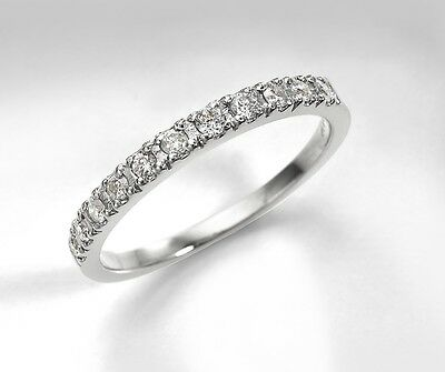 Diamond Wedding Engagement Ring Band 14K 18K & Platinum Ring all sizes all color