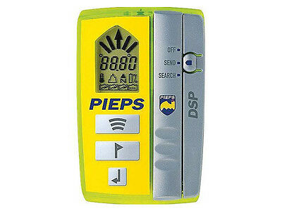Pieps DSP Avalanche Beacon w/ Harness