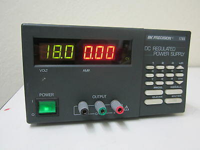 BK Precision 1785 Regulated Power Supply - Working!