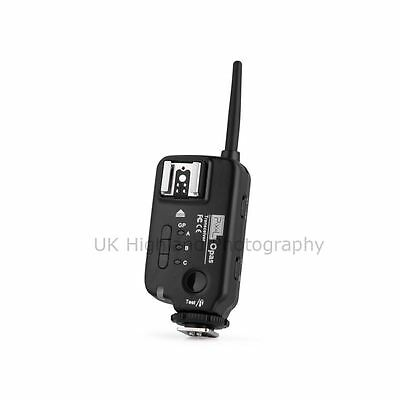Pixel Opas Single Transceiver Wireless Flash Trigger & Remote Control for Canon