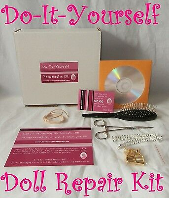 Repair Kit for American Girl Dolls