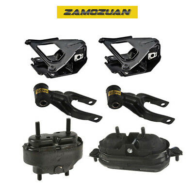 For Chevy Lumina Monte Carlo 3.1L 3.8L Set 6PCS Engine Motor /& Trans Mount M662