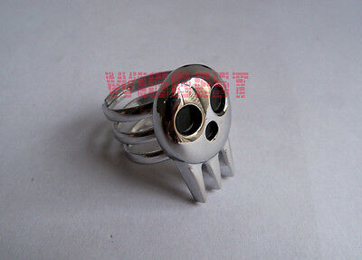 Silver Soul Eater Death The Kid Cosplay Rings - Perfect Birthday Gift