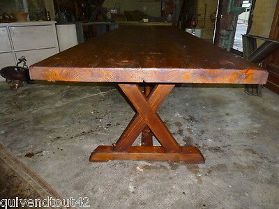 Table noyer m eur picclick fr for Salle a manger 3m