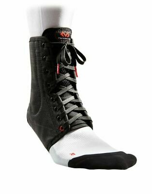 McDavid 199 Lightweight Ankle Support / Brace Lightweight & Laced - Black
