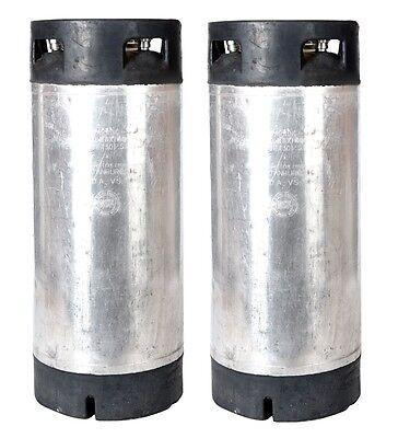 Homebrew Tap Beer - 2 PK 5 Gallon Pin Lock Kegs Reconditioned - FREE SHIPPING