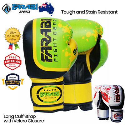 Boxing Gloves Sparring Training Punching Bag Mitts Gel padded lining mould