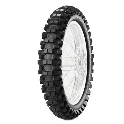 Pirelli NEW Scorpion MX Extra X 100/100-18 Dirt Bike Mid Rear Motocross Tyre