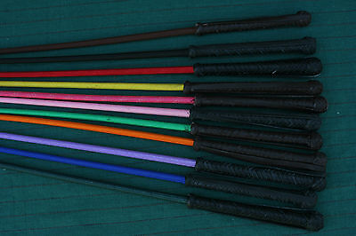 Riding crops/whips all colors