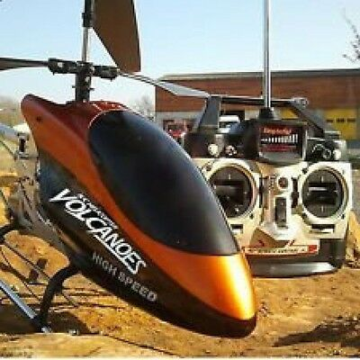 """Double Horse RC Helicopter 26"""" 3.5 Channel Metal Gyro, Volitation, 9053, New"""