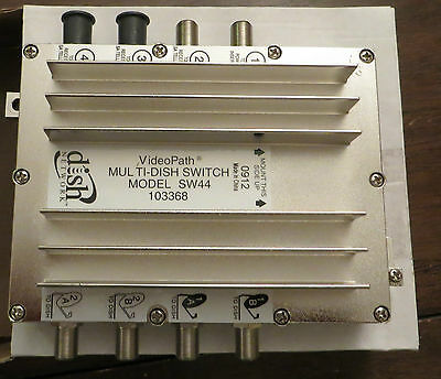 Lot 10 SW44 SW 44 MultiSwitch Legacy Dishnetwork Bell FTA Brand New